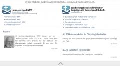 Vernetzungsleiste (BEFG-Bar)